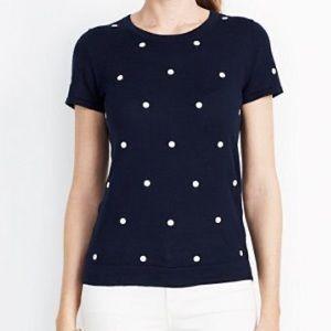 JCREW 100% cotton top size XL